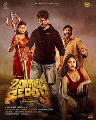 Zombie Reddy (2021) Dual Audio [Hindi ORG – Telugu] 1080p UNCUT HDRip ESub x265 HEVC 1.5Gb