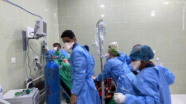 México organiza equipo para vacunación contra la Covid-19