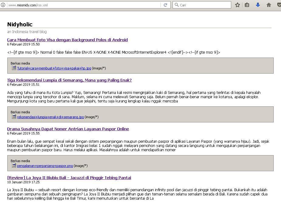cara mengatasi tulisan di blog yang dicopas orang