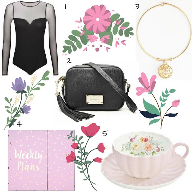 pomysł na prezent, kobiecy prezent, biżuteria Messh