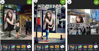 Aplikasi Bingkai Foto