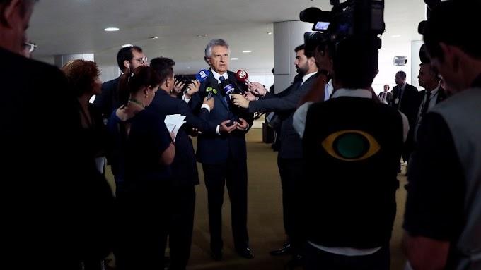 Caiado quer mudanças na fiscalização, mas defende credibilidade da carne brasileira