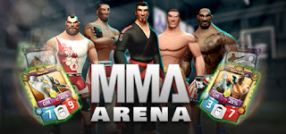 MMA Arena game download