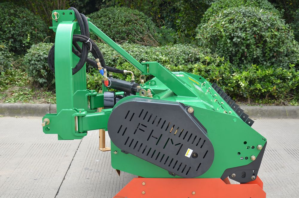 FarmerHelper: farmer helper flail mower FKM200