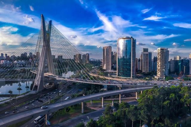 São Paulo é segundo destino do mundo mais desejado para viajar em 2020