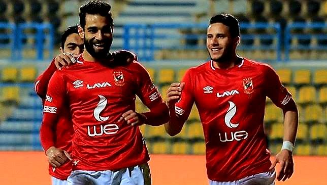 أهداف مباراة الأهلى ووادى دجلة 3-0 مباراة مجنونة الدورى المصرى