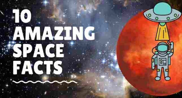 10 amazing space facts(2020)