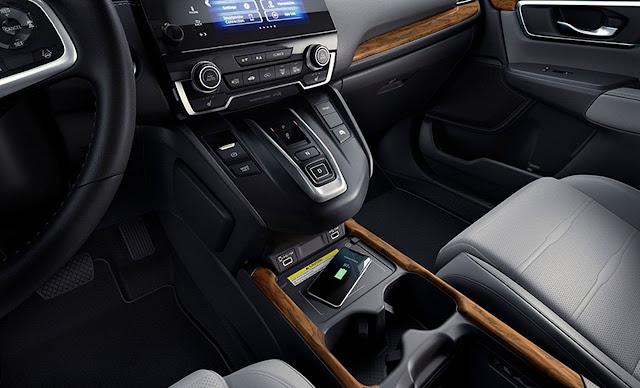 Honda CR-V 2020 bản lắp ráp CKD đăng ký lái thử xe với hệ thống Honda Sensing, Landwatch, đặt trước xe