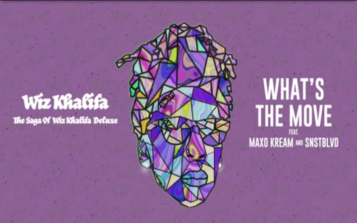 Wiz Khalifa ft. Maxo Kream & SNSTBLVD - Whats The Move