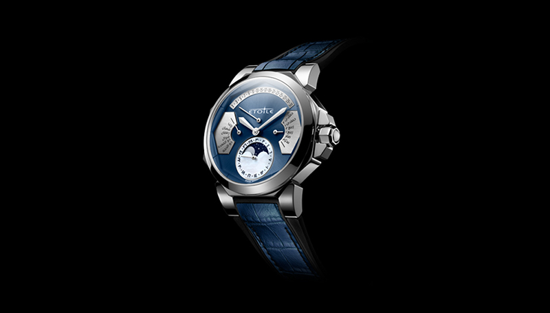 Swiss brand launch first complication