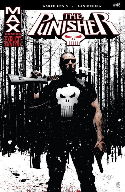El Punisher Max de Garth Ennis es una obra maestra