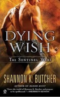 Dying wish, Shannon K. Butcher