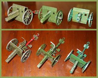 """Blue-Box""; ""Blue-Box"" Toys; 18Lbr.; 1914 - 1918; Blue Box; Crescent; Crescent Copy; Crescent Gun; Eighteen Pounder; Gun Team; Kamley Industrial Co. Ltd.; KS Toys; Rado Industries; RHA; Ri-Toys; Small Scale World; smallscaleworld.blogspot.com; World War One; WWI Toy Soldiers;"