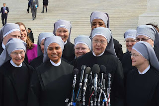 Little Sisters of the Poor suffer legal setbacks in two courts