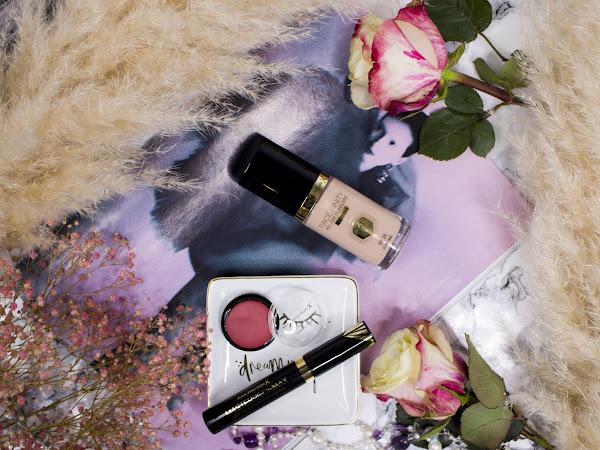 Make-Up Look mit Max Factor
