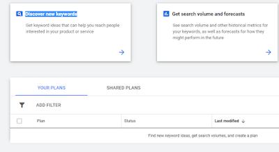 Google एड्स पर कीवर्ड कैसे चुनें?