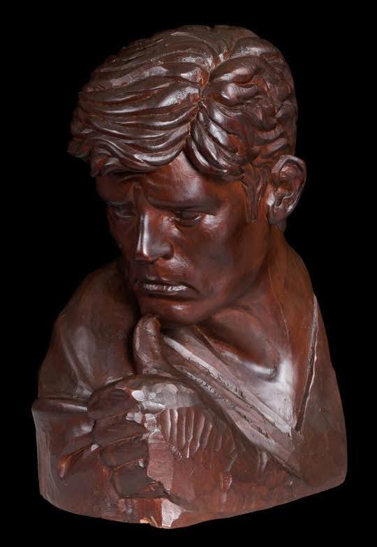 凝視的刻線|2021陳正雄個展 The Carving of Gaze-Cheng-Hsiung Chen Solo Exhibition 2021|台南市美術館|活動