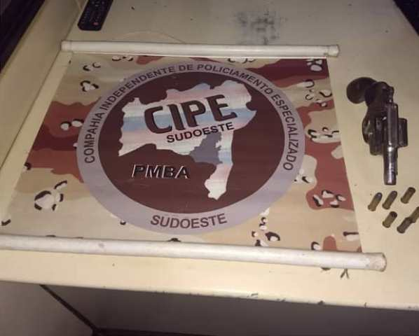Criminoso tem CPF cancelado após troca de tiros com a Cipe Sudoeste, em Brumado