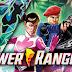 Calendário de quadrinhos de Power Rangers - 2º Semestre de 2020