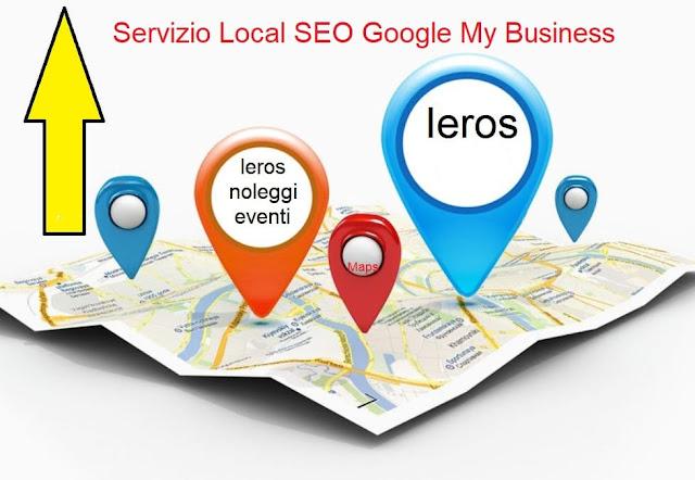 servizio local SEO Google My Business