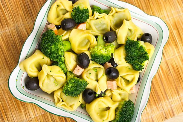 How To Make Broccoli and Tortellini Salad
