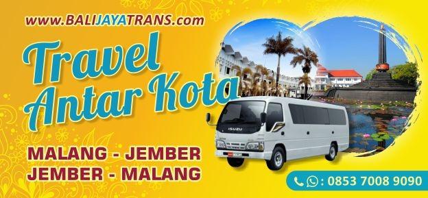 Travel Malang - Jember PP