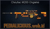 Cheytac M200 Ongame