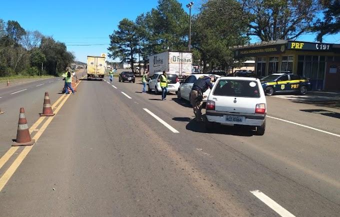 Vacilão: PRF prende homem que relatou falso assalto e teria abandonado veículo com maconha na noite anterior