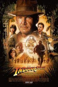 Indiana Jones e  o Reino da Caveira de Cristal com Harrison Ford : eu vi