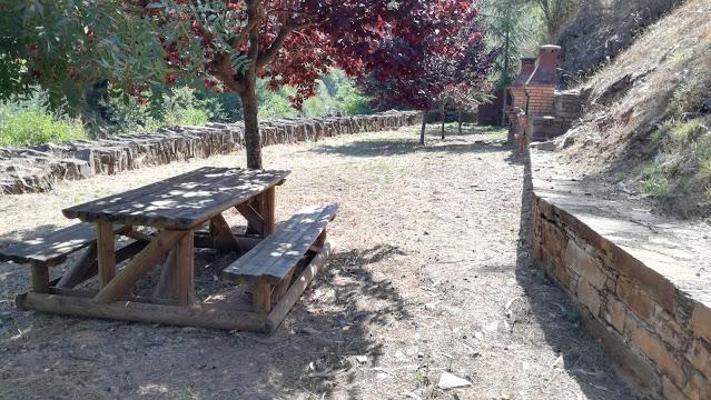 Parque de Merendas de Cabreira