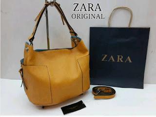 Perbedaan Model Tas Wanita Merk Zara yang Asli Atau Replika