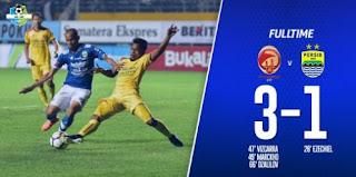 Sriwijaya FC vs Persib Bandung 3-1