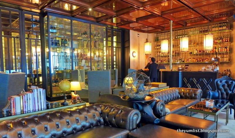 Genting Club Bar, Lounge and Wine Cellar