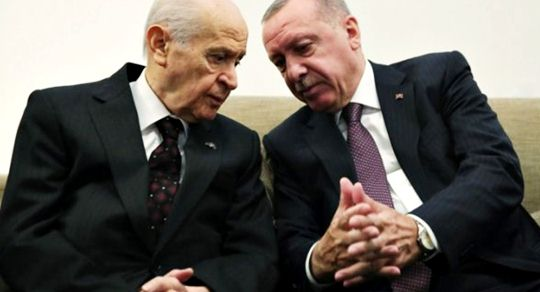 Erdogan interesting to hang bread campaign that began Bahceli review What Is there such a thing in Turkey