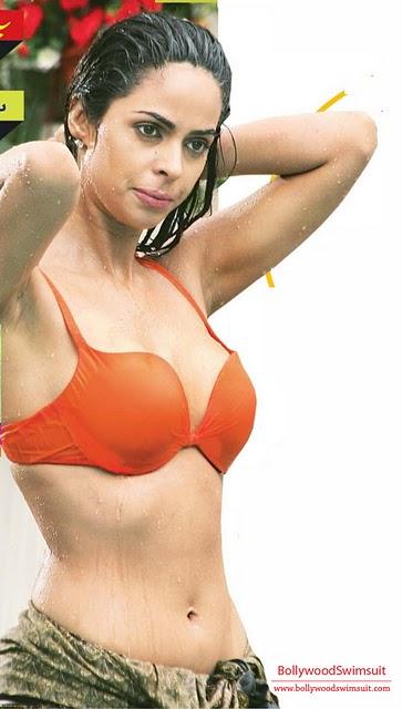 Mallika sherawath bikini