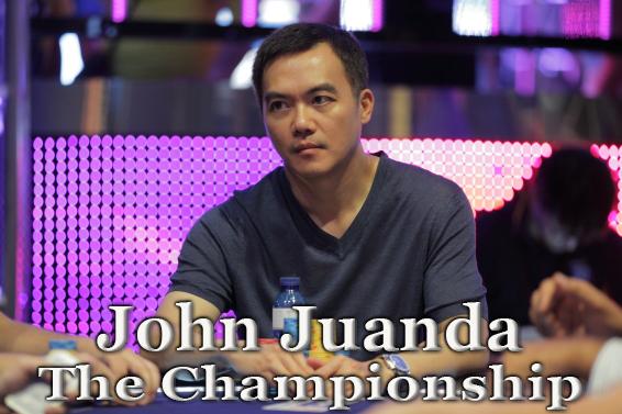 John Juanda Pemain Poker Profesional Asal Medan