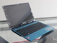 harga laptop bekas ao725