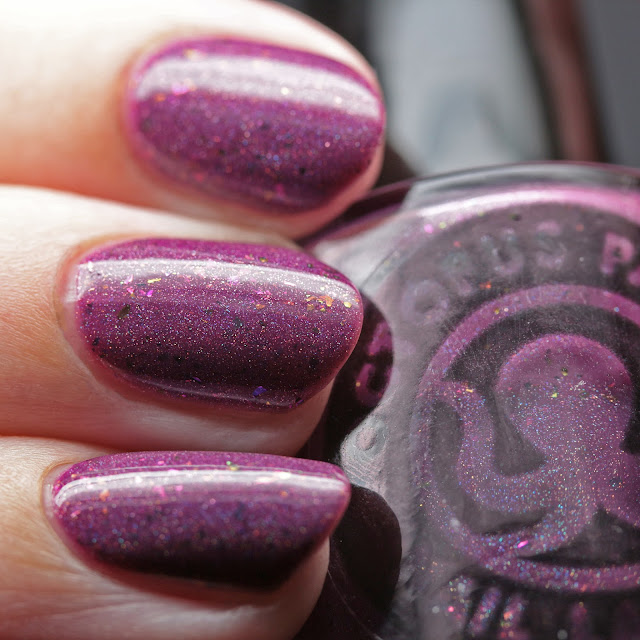 Octopus Party Nail Lacquer Dream Lover
