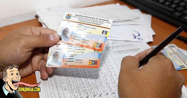 293 personas detenidas en España por portar falsa Licencia de Conducir emitida en Venezuela