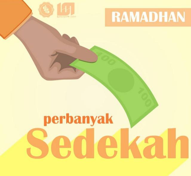 Ini Dia 8 Keutamaan Sedekah Di Bulan Ramadhan Yang Musti Kamu Tahu Agar Semakin Dermawan