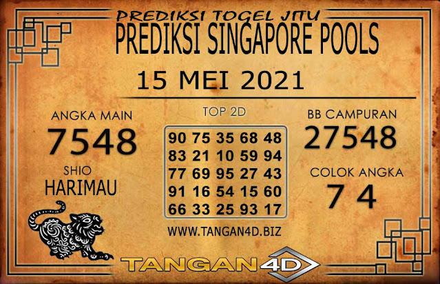 PREDIKSI TOGEL SINGAPORE TANGAN4D 15 MEI 2021