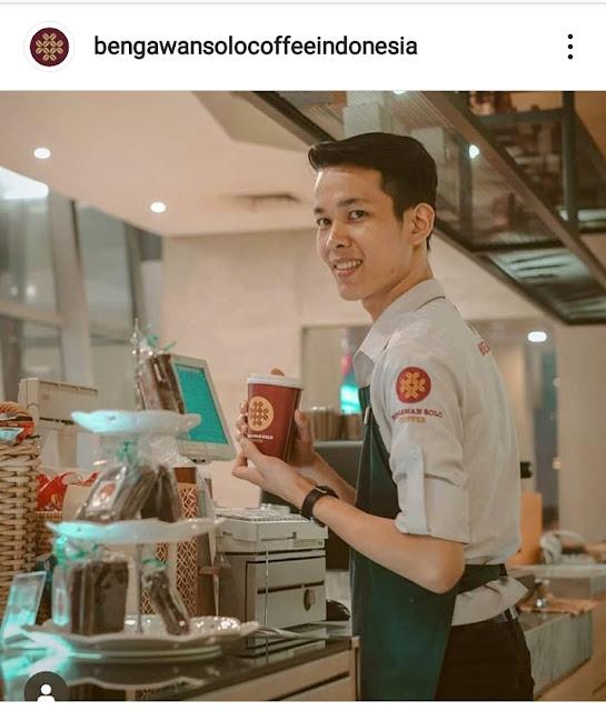 Crew Barista Bengawan Solo Coffee