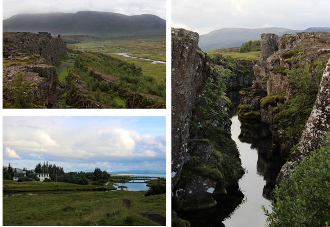 Thingvellir, historia y geología
