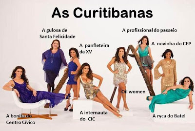 Novo seriado de Curitiba AS CURITIBANAS