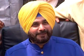 Navjot Singh Sidhu's statement in Kartarpur is like a musical chairs game.