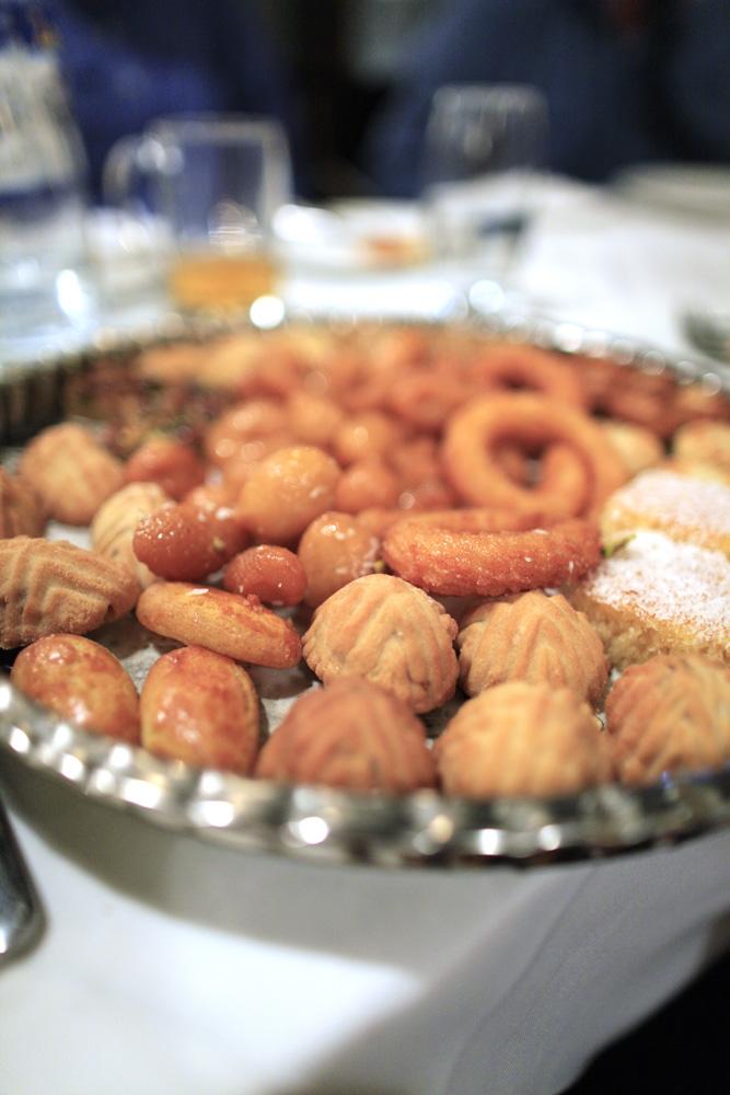 Syria: Naranj restaurant, Damascus | The Food Archive |Damascus Food