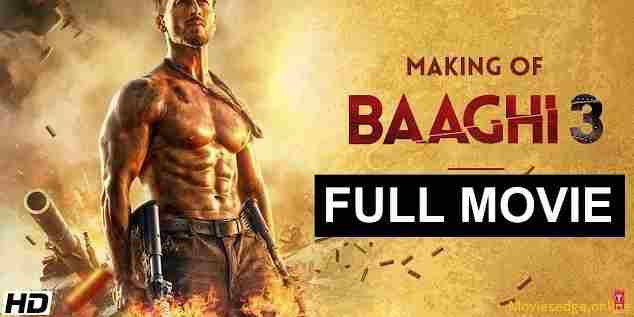 Download Baaghi 3 Full Movie Free