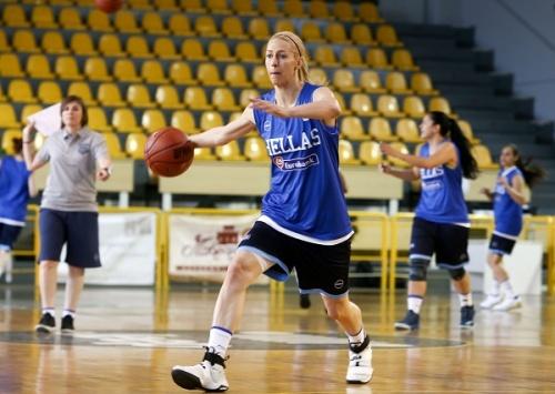 Σωτηρίου: «Να κάνουμε το καλύτερο δυνατό στο Ευρωμπάσκετ»