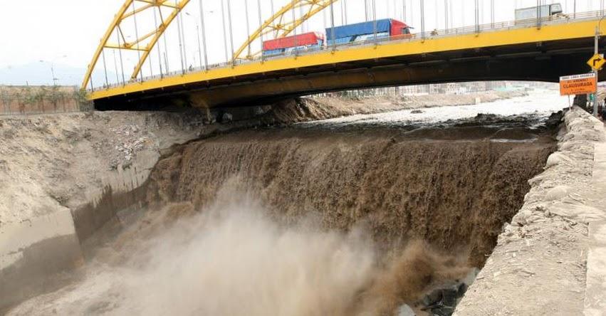 LIMA: Alertan la posibilidad de nuevos huaicos y desbordes por fuertes lluvias en sierra limeña