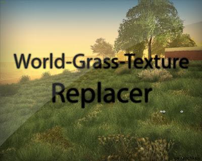 Grass Object Texture